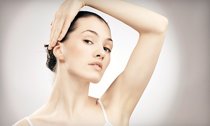 Ceres Laser Hair Removal - Burnt Hills: Three Laser Hair-Removal Treatments on a Small, Medium, Large, or Extra-Large Area from Ceres Laser Hair Removal