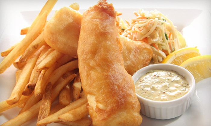 Zeke's Fish & Chips - Ridglea Hills Association: $7 for $15 Worth of Seafood and Southern Comfort Food at Zeke's Fish & Chips