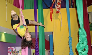 $24 For Two 75-minute Aerial Fitness Classes At Learning2fly ($40 Value)