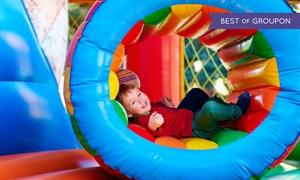 Magic Park: Całodniowe wejście do centrum zabaw Magic Park w Galerii Parada od 12,99 zł