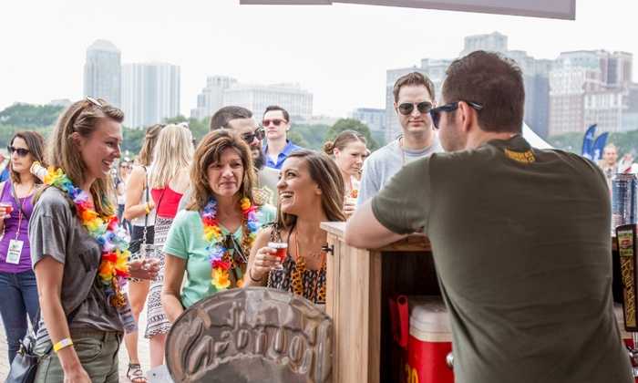 Chicago Ale Fest - Buckingham Fountain: $120 for Two One-Day General-Admission Tickets to Chicago Ale Fest at Buckingham Fountain on June 17 or 18