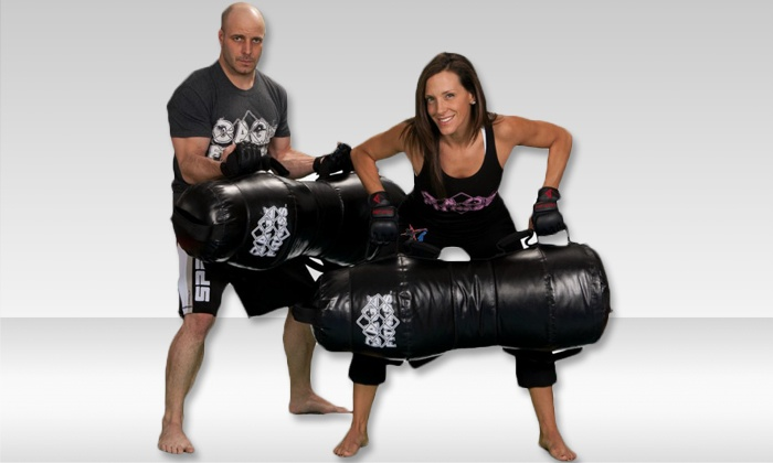 Chi's Martial Arts Training Center - Multiple Locations: $10 for a Cage Fitness or Krav Maga Class at Chi's Martial Arts Training Center ($25 Value)