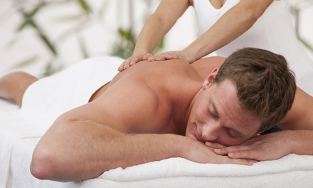 45-Minute Sports Massage or 45- or 90-Minute Deep Tissue Massage at CH Osteopathy (Up to 64% Off)