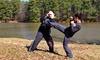 KMD Self-Defense and Fitness - Multiple Locations: Krav Maga and Jiu Jitsu Classes at KMD Self-Defense and Fitness (Up to 72% Off)