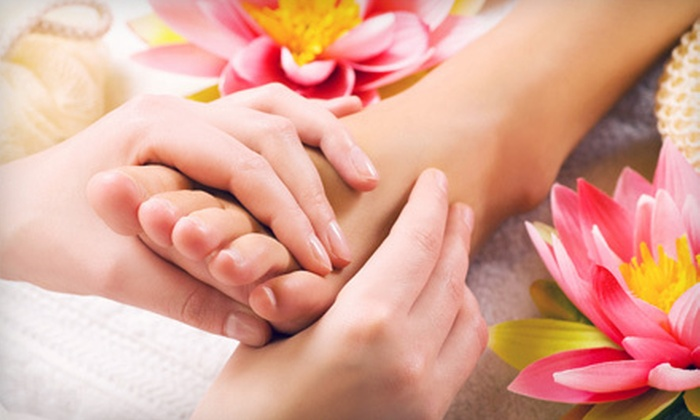 Healthwise Massage - Fullerton: One or Two 60min Combo Massage with Milk-Soak Foot Massage & Back Deep Tissue Work at Healthwise Massage (Up to 56% Off)