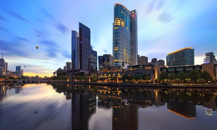 Melbourne, CBD: TwoFourNight City Getaway Package with Breakfast and Tour Vouchers at Apartments of Melbourne