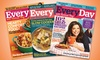 Every Day with Rachael Ray Subscription: 2-Year, 20-Issue Subscription to Every Day with Rachael Ray