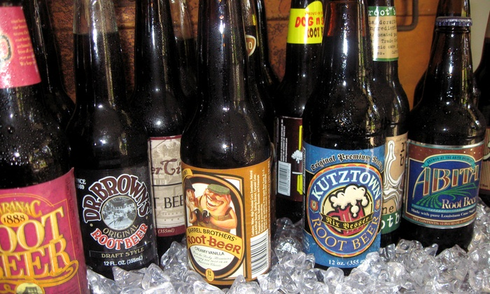 The Root Beer Store - The Root Beer Store: Lynwood: Sweets Package for Two or Four at The Root Beer Store (Up to 53% Off)