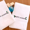 Luxury Hotel & Spa Collection Holiday Hand Towels (2-Pack)