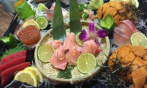 Sushi Akatora: $94 for a Sake and Sushi Pairing for Dinner for Two at Sushi Akatora ($130 Value)