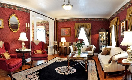 2-Night Stay for Two at 1862 Seasons on Main B&B in the Berkshires, MA. Combine Up to 4 Nights.