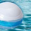 Floating Wireless Speaker Orb for Pools