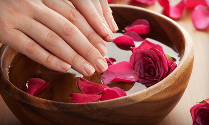 Boutique Du Jour Salon And Spa - Corpus Christi: One or Two Paraffin Mani-Pedis at Boutique Du Jour Salon & Spa (Up to 57% Off)