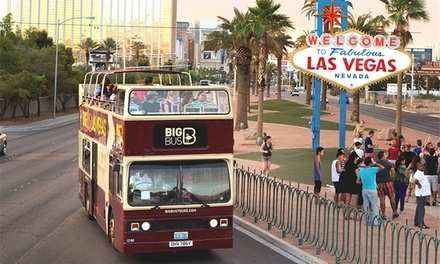 Hop-On, Hop-Off Day Tour for 1 or 2 with Optional Rodizio Lunch or CSI Experience (Up to 49% Off)