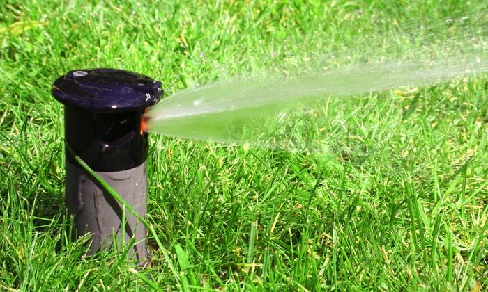 The Irrigation Handyman - Jacksonville: $50 for $99 Groupon — The Irrigation Handyman