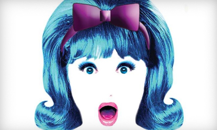 """""""Hairspray"""" - Crown Uptown Theatre: """"Hairspray"""" with Optional Dinner for Two at Crown Uptown Professional Dinner Theatre on July 5–7 (Up to Half Off)"""