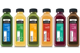 Standard Market: $92 for a Three-Day Juice Cleanse from Standard Market ($126 Value)