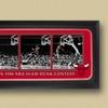 Michael Jordan Panoramic Frame