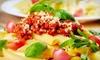 Mio Posto - Multiple Locations: $10 for $20 or $35 for $70 Worth of Italian Cuisine at Mio Posto