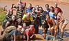 Gladiator Rock'n Run - Rose Bowl Stadium: $49 for an Obstacle Race from Gladiator Rock'n Run (Up to $100 Value)