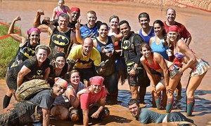 Gladiator Rock n' Run: $45 for an Obstacle Race from Gladiator Rock'n Run (Up to $100 Value)