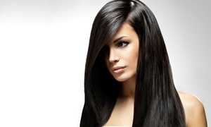 Bethel Beauty Salon: Keratin Straightening Treatment from BETHEL BEAUTY SALON (64% Off)