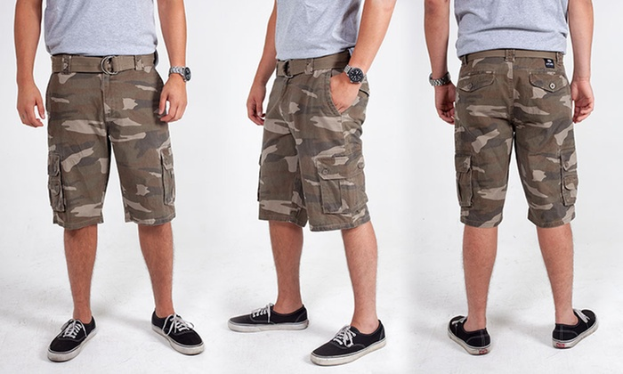 4f3a8183 Ecko Unltd. Men's Cargo Shorts | Groupon Goods