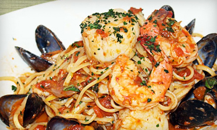 Mia Figlia - Edgebrook: Italian Dinner or Sunday Brunch at Mia Figlia (Half Off). Three Options Available.