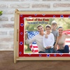 83% Off Custom Photo Collage Wood Serving Tray from MailPix