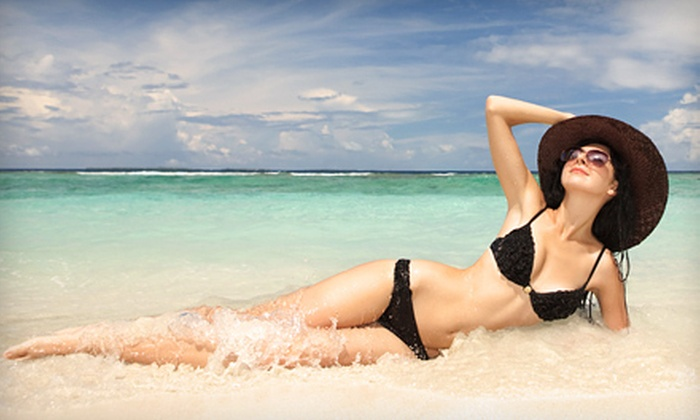 Twilight Tanning Studio - Madison: One or Two Airbrush Spray Tans at Twilight Tanning Studio (Up to 53% Off)