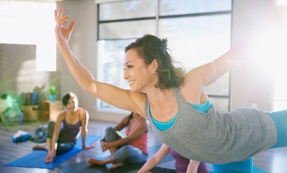 Five Class Pass or One Month of Unlimited Classes at The Calming Tree (Up to 62% Off)