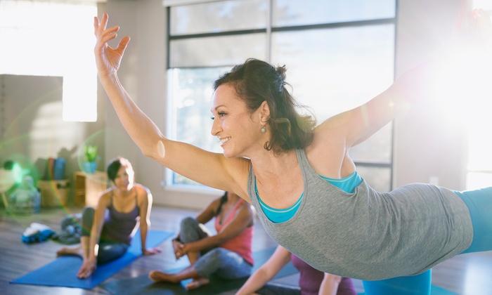 The Yoga Shala - The Yoga Shala: Ashtanga Yoga Classes at The Yoga Shala (Up to 68% Off). Two Options Available.