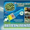 Glow Crazy Pattern Painter Set
