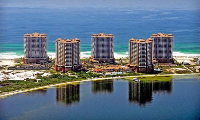 Portofino Island Resort - Pensacola Beach, Florida: Two- or Three-Night Stay at Portofino Island Resort in Pensacola Beach, FL