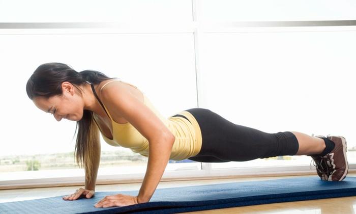 V-fitness Boot Camp - Hewitt: $66 for $120 Groupon — V-Fitness Boot Camp