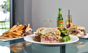 R House Wynwood: Upscale Lunch for Two or Four at R House Wynwood (Up to 48% Off)