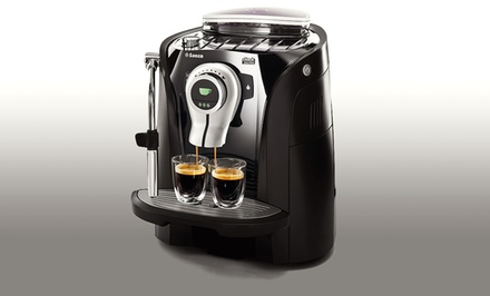 Philips Saeco Odea Giro Plus Eclipse Edition Automatic Espresso Machine (RI9755/47).
