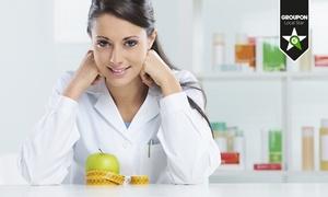 DIETANAT: Visita nutrizionale, prescrizione di una dieta, assistenza e integratore alimentare con 2 controlli