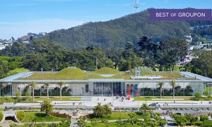California Academy of Sciences: Adult, Child, or Youth General Admission at California Academy of Sciences