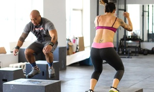 Code 3 Athletics: 5 or 10 Boot-Camp Classes, or One Month of Unlimited Boot-Camp Classes at Code 3 Athletics (Up to 76% Off)