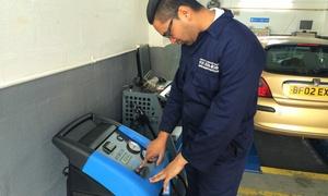Smart MOT & Service Centre: Air-Conditioning Service With Re-Gas for £19 at Smart MOT & Service Centre