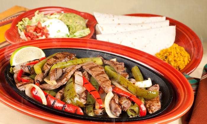 Cielo Mexican Restaurant - Lamar Heights: Mexican Food with Lakeside View for Two or Four at Cielo Mexican Restaurant (45% Off)