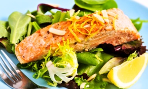 The Primitive Nutrition Group: 5 or 10 days of Delivered Healthy Paleo Meals with Snacks  from The Primitive Nutrition Group (Up to 52% Off)