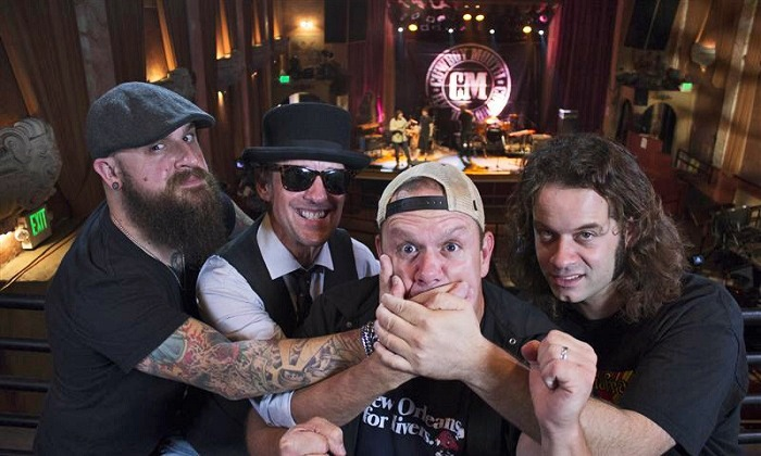Cowboy Mouth - House of Blues Houston: Cowboy Mouth at House of Blues Houston on Friday, May 29, at 9:30 p.m. (Up to 50% Off)
