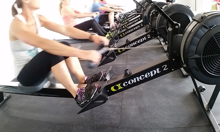 OAR Fitness & Endurance - OAR Fitness & Endurance: 10 Indoor Rowing Classes or One Month Unlimited Indoor Rowing Classes at OAR Fitness & Endurance (Up to 77% Off)