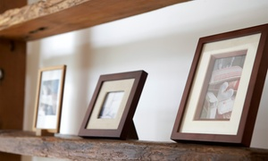 Rockwell Art And Framing, LLC: $40 for $100 Worth of Custom Framing at Rockwell Art and Framing