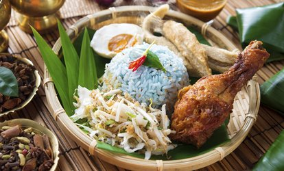 5% Cash Back at Penang Malaysian Cuisine
