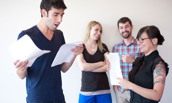 imaginese Free Productions - Culver City: One or Three Two-Hour Intro to Acting Courses at imaginese Free Productions (Up to 74% Off)