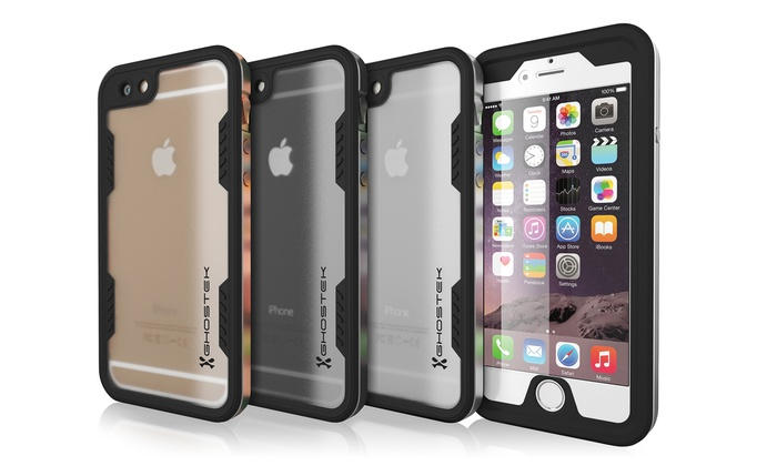 Case Design office depot phone cases : Ghostek Atomic 2.0 Waterproof Case for Apple iPhone 6/6s or 6 Plus/6s ...