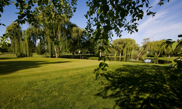 Bristol Oaks Golf Club - Bristol Oaks Golf Club and Banquet Center: 18 Holes of Golf for Two or Four with Cart Rental at Bristol Oaks Golf Club (Up to 24% Off)